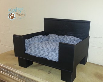 Handmade Dog Bed* Pet Bed* Wooden dog Bed* Cat Bed* Dog lover gifts* Wood Dog Bed* Dog Furniture* Cat Furniture* Dog lover Gifts*