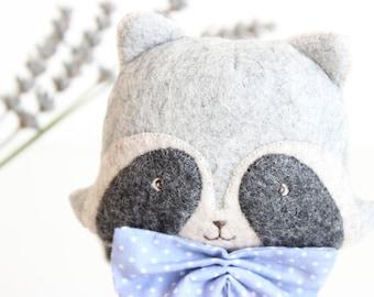 Stuffed Animal Custom | Raccoon