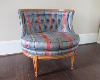 Wonderful Mid-Century Modern Chair - Hollywood Regency