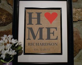 CHRISTMAS GIFT for new homeowner - Housewarming Gift - Engagement Gift - Gift for Wife - Bridal Shower Gift - Wedding Shower Gift