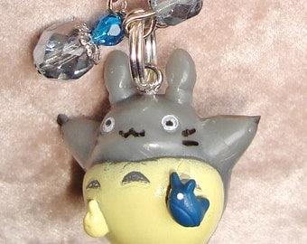 My Neighbor Totoro - Necklace - Ghibli Studios - Hayao Miyazaki - Kawaii Jewellery - Japanimation - Manga