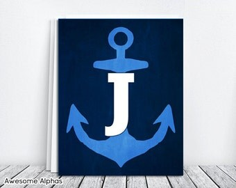 Popular items for nursery idea on etsy for Anchor decoration runescape