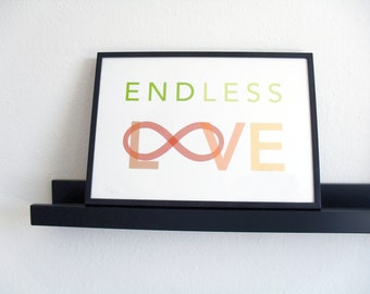 Endless Love Poster - Canadian Fall Edition