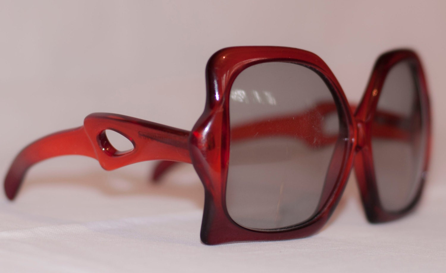 Vintage Christian Dior Butterfly Sunglasses | Louisiana