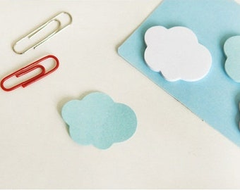 sticky notes cloud