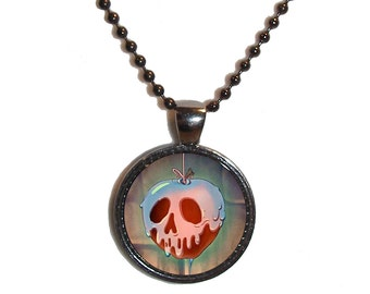Poisoned Apple Necklace - Made to Order