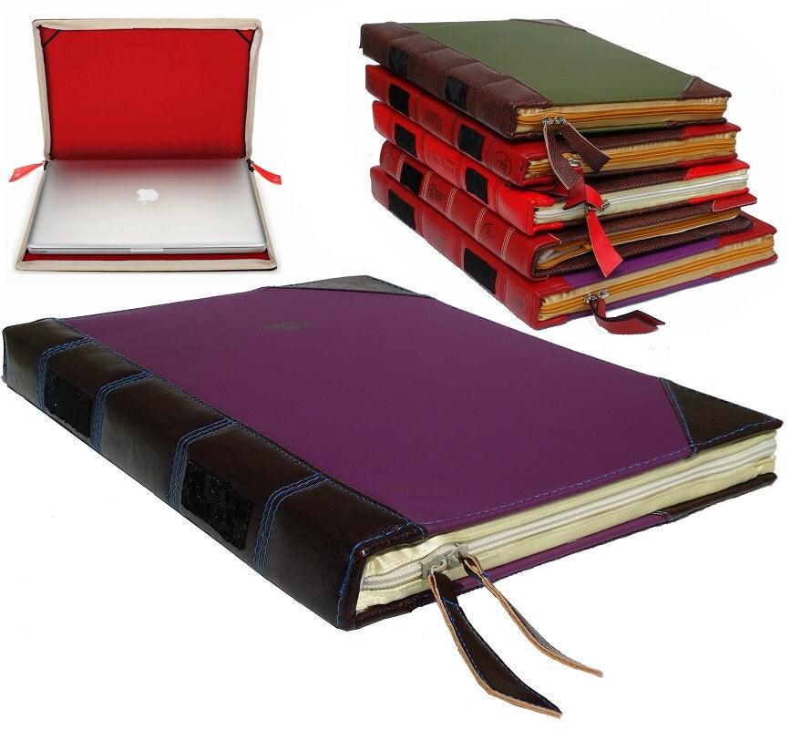 Old Book Computer Case : Macbook pro romeo juliet book case laptop by