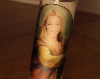 Britney Spears Prayer Candle