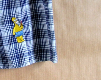 Simpsons High Shorts