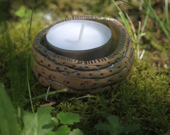 Candle holders for tea lights