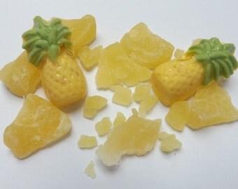 White Chocolate Pineapple Fruit