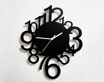Asymmetric Numbers - Wall Clock