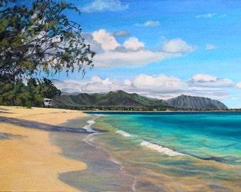 Native Hawaiian Writing