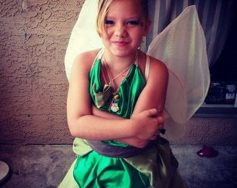New Style Tinkerbell Cosplay
