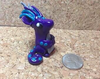 Purple Scrap Dragon