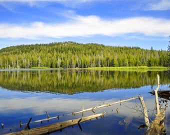 Scenic Lake, Miller Lake, Landscape. Scenic photo,
