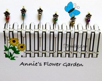 Annie's Flower Garden of Pins
