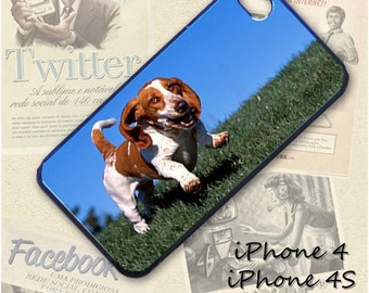 Basset hound cell phone Case / Cover for iPhone 4, 5, Samsung S3, HTC One X, Blackberry 9900, iPod touch 4 / 191