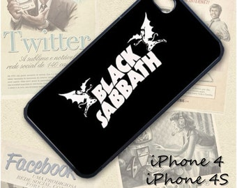 Black Sabbath cell phone Case / Cover for iPhone 4, 5, Samsung S3, HTC One X, Blackberry 9900, iPod touch 4 / 546