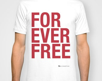 RX - FOREVER FREE Red Mens