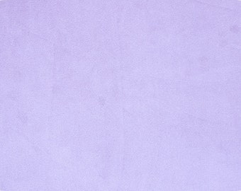Minky - lavender  - sold in 1 yard increments