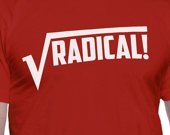 Radical Square Root T-Shirt