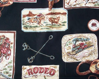 "Alexander Henry ""The Old West""/""Rodeo Round Up"""
