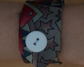 Silk Tie Bracelets