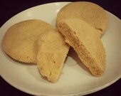 Sugar-Rolled Peanut Butter Cookies