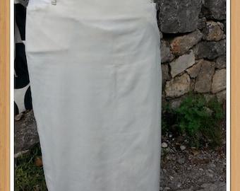 TRUSSARDI Jeans skirt