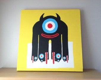 MOD Monster, Illustrative Art