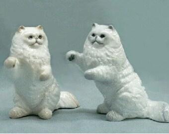 Cat Figurine Miniature
