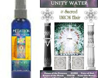 METATRON UNITY Water by Gypsy Goddess