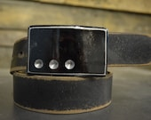 Solid Belt Buckle & Belt by Fosterweld