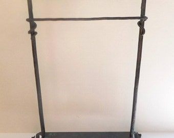 Jewelry Display - Forged Combo with Heart  - COMBO6 - 11 x 20 x 7 in.