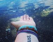 trust . a soul mantra temporary tattoo set