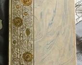 Handbound Journal from Vintage Emerson Essays Book