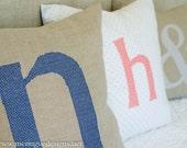 Cross Stitch Alphabet Jumbo Size for machine embroidery
