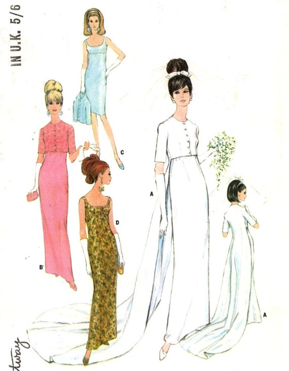 how to make an evening dress without a pattern