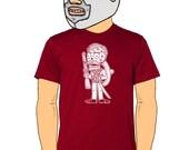 Zapata Calavera Men's T-Shirt Small, Medium, Large, XL in 5 Colors