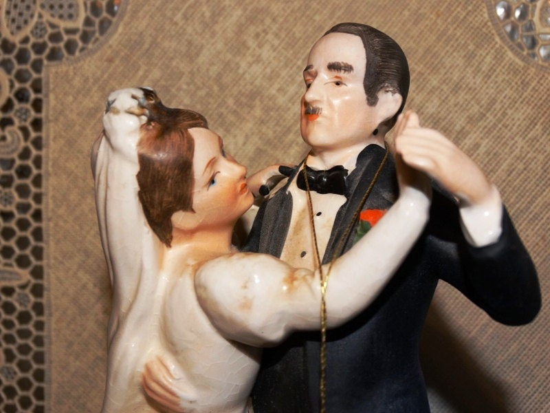 gangster wedding cake toppers vintage godfather wedding cake topper musical cake topper 14643