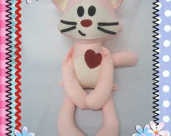 15 inch cat PDF E-pattern