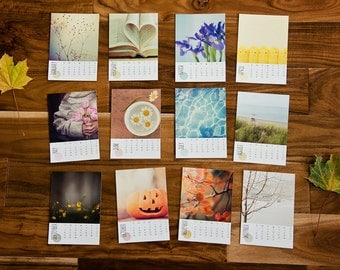 2015 Calendars curated by Female Photographers of Etsy on Etsy