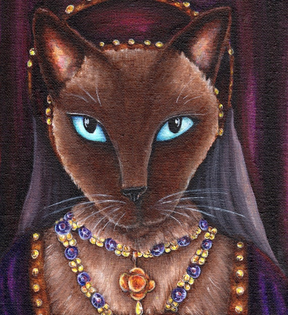 Catherine Howard 8x10 Fine Art Print