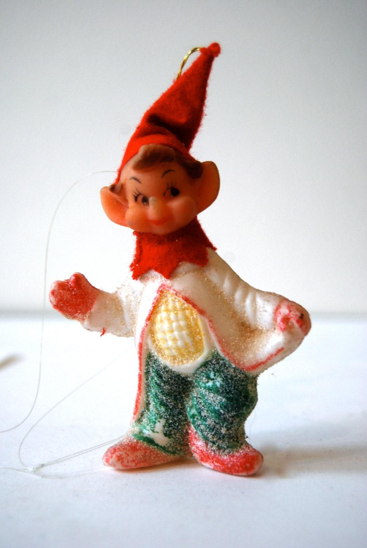 Japonia Rocznika Ozdoby Elf