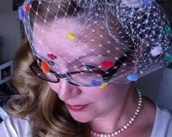 Funfetti Tea Party Headband