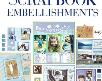 Memory Makers Scrapbook Embellishments - Awesome Idea Book  - Scrapbooking - Crafting - FREE Shipping