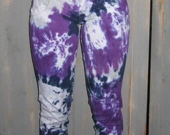 Skinny Jeans, Tie Dye, Hippie, Urban Chic, Festival Wear