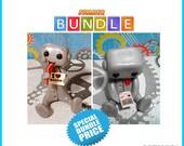 Robot Boyfriend Bundle