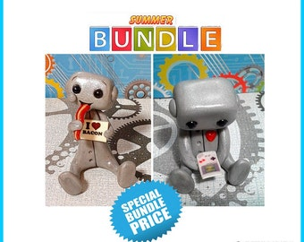 Robot Boyfriend Bundle